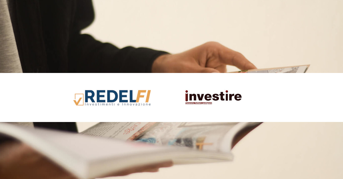 investiremag e redelfi equity crowdfunding
