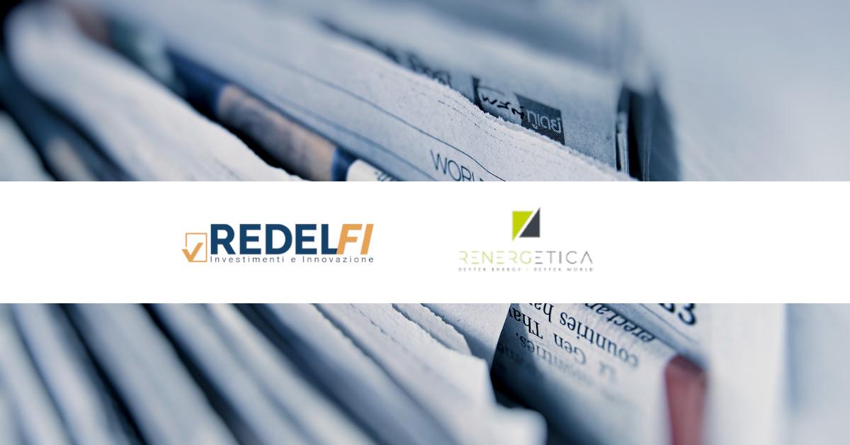 Rassegna stampa e notizie di Redelfi e Renergetica